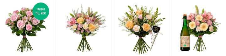 blommor mors dag 2020