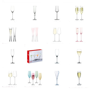 Champagneglas - fira mors dag