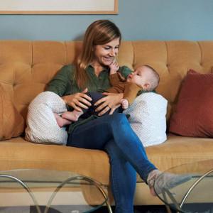 Amningskudde - Mors dag present till nybliven mamma