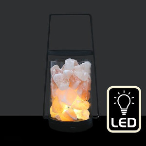 Saltlampa LED mors dag present